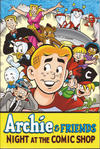 Cover for Archie & Friends All Stars (Archie, 2009 series) #10 - Night at the Comic Shop