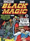 Cover for Black Magic Comics (Arnold Book Company, 1952 series) #6