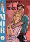 Cover for Amor (Serieforlaget / Se-Bladene / Stabenfeldt, 1961 series) #6/1963