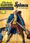 Cover Thumbnail for Illustrerte Klassikere [Classics Illustrated] (1957 series) #46 - Spionen [3. opplag]