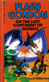 Cover for Flash Gordon (Pinnacle Books, 1982 series) #[2] [41-334-3] - On the Lost Continent of Mongo