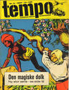 Cover for Tempo (Hjemmet / Egmont, 1966 series) #2/1967