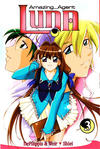 Cover for Amazing Agent Luna (Seven Seas Entertainment, 2005 series) #3