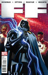 Cover for FF (Marvel, 2011 series) #9