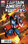 Cover for Captain America and Bucky (Marvel, 2011 series) #622