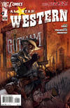 Cover for All Star Western (DC, 2011 series) #1