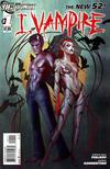 Cover Thumbnail for I, Vampire (2011 series) #1