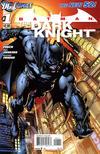 Cover for Batman: The Dark Knight (DC, 2011 series) #1