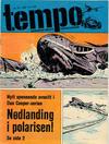Cover for Tempo (Hjemmet / Egmont, 1966 series) #19/1967