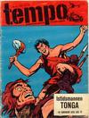 Cover for Tempo (Hjemmet / Egmont, 1966 series) #21/1967