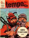Cover for Tempo (Hjemmet / Egmont, 1966 series) #36/1967