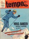 Cover for Tempo (Hjemmet / Egmont, 1966 series) #40/1967