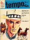 Cover for Tempo (Hjemmet / Egmont, 1966 series) #41/1967