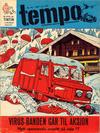 Cover for Tempo (Hjemmet / Egmont, 1966 series) #43/1967