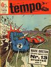 Cover for Tempo (Hjemmet / Egmont, 1966 series) #3/1968