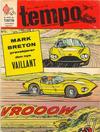 Cover for Tempo (Hjemmet / Egmont, 1966 series) #5/1968