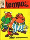 Cover for Tempo (Hjemmet / Egmont, 1966 series) #25/1968