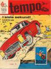 Cover for Tempo (Hjemmet / Egmont, 1966 series) #21/1968