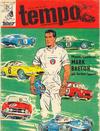 Cover for Tempo (Hjemmet / Egmont, 1966 series) #26/1968
