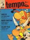Cover for Tempo (Hjemmet / Egmont, 1966 series) #28/1968