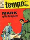 Cover for Tempo (Hjemmet / Egmont, 1966 series) #32/1968