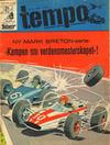 Cover for Tempo (Hjemmet / Egmont, 1966 series) #34/1968