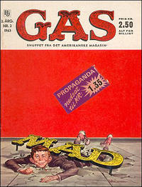 Cover Thumbnail for Gas (Williams, 1962 series) #2/1963