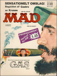 Cover Thumbnail for Gas (Williams, 1962 series) #3/1964