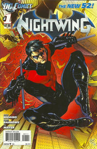 Cover Thumbnail for Nightwing (DC, 2011 series) #1