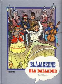 Cover Thumbnail for Blåjakkene [Seriesamlerklubben] (Semic, 1993 series) #[18] - Blå ballader