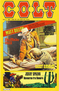 Cover Thumbnail for Colt (Semic, 1978 series) #5/1981
