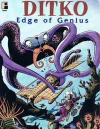 Cover Thumbnail for Steve Ditko: Edge of Genius (Pure Imagination, 2008 ? series)