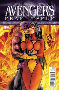 Cover Thumbnail for Avengers (Marvel, 2010 series) #17 [Alan Davis Cover]