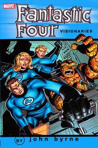 Cover Thumbnail for Fantastic Four Visionaries: John Byrne (Marvel, 2001 series) #0