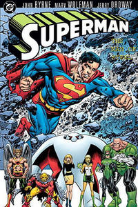 Cover Thumbnail for Superman: The Man of Steel (DC, 2003 series) #3