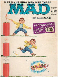 Cover Thumbnail for Gas (Williams, 1962 series) #1/1965