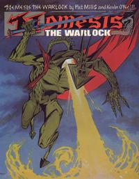 Cover Thumbnail for Nemesis the Warlock (Titan, 1983 series) #2