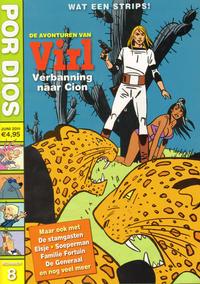 Cover Thumbnail for Por Dios (Don Lawrence Collection, 2010 series) #8 - Virl: Verbanning naar Cion