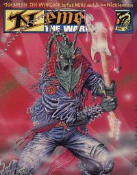 Cover Thumbnail for Nemesis the Warlock (Titan, 1983 series) #9