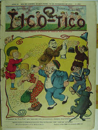 Cover Thumbnail for O Tico-Tico (O Malho, 1905 series) #281