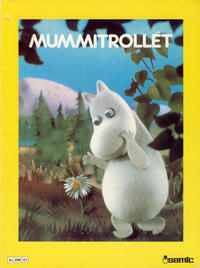 Cover Thumbnail for Mummitrollet album (Semic, 1981 series)