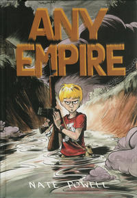 Cover Thumbnail for Any Empire (Top Shelf, 2011 series)