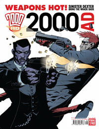 Cover Thumbnail for 2000 AD (Rebellion, 2001 series) #1748