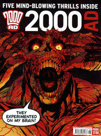 Cover Thumbnail for 2000 AD (Rebellion, 2001 series) #1746