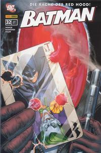 Cover Thumbnail for Batman Sonderband (Panini Deutschland, 2004 series) #32