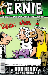 Cover Thumbnail for Ernie (Egmont, 2000 series) #3/2010