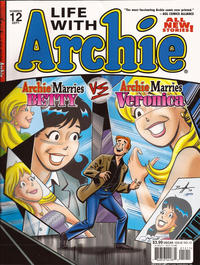 Cover Thumbnail for Life with Archie (Archie, 2010 series) #12