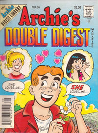 Cover Thumbnail for Archie's Double Digest Magazine (Archie, 1984 series) #66