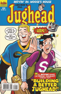 Cover Thumbnail for Archie's Pal Jughead Comics (Archie, 1993 series) #209