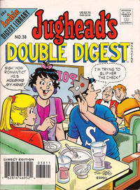 Cover Thumbnail for Jughead's Double Digest (Archie, 1989 series) #38 [Direct Edition]